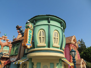 Clock Toontown