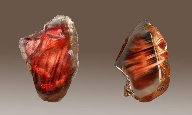 The photo is Sunstone from Oregon