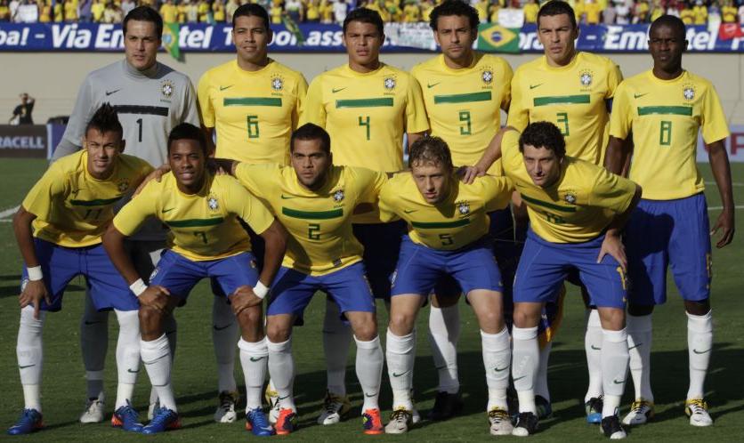Que o Brasil fará outros dois amistosos após o jogo contra a África do Sul d2e259f39a2be