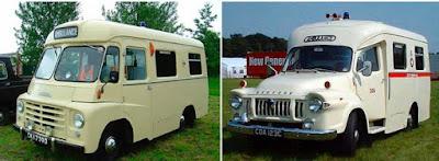 Morris LD Classic Ambulance