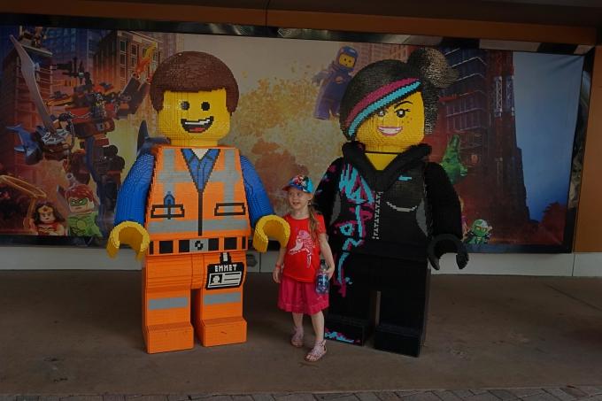 Floridan Legoland Orlandossa - lasten kanssa