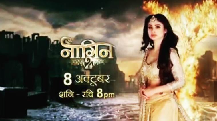 Highest TRP & BARC Rating of Hindi Tv Serial is Colors serial Naagin - Season 2 images, wallpaper, timing in week 48th, December month, year 2016