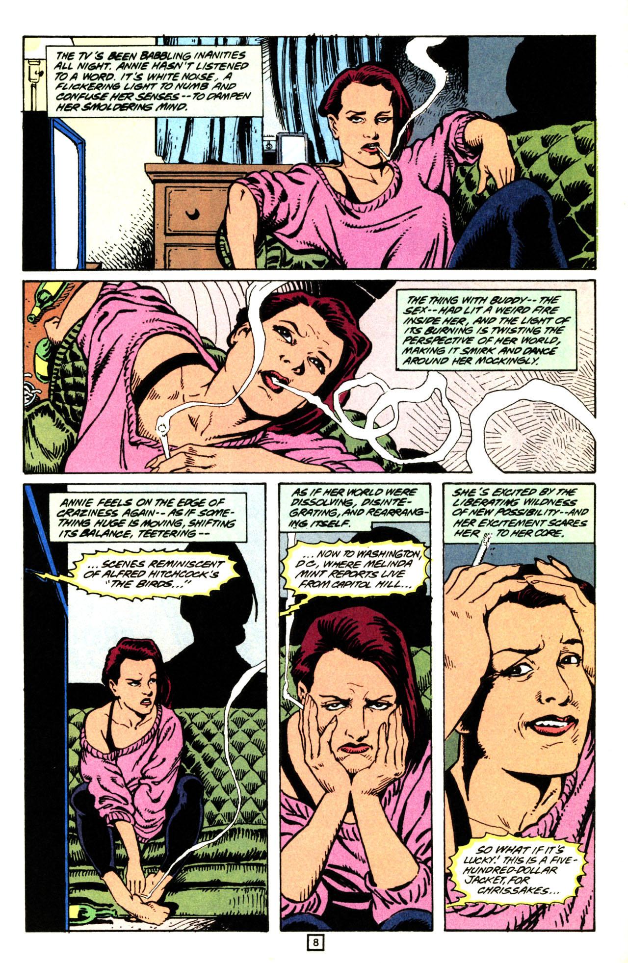 Read online Animal Man (1988) comic -  Issue #71 - 9