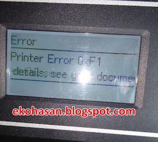 L565 error 0xF1