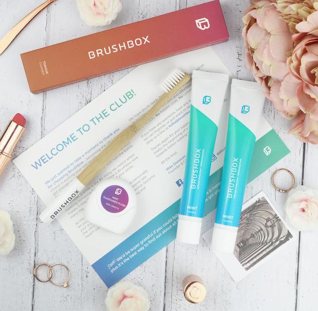 Brushbox Oral Hygiene Subscription Service Review | Lovelaughslipstick Blog