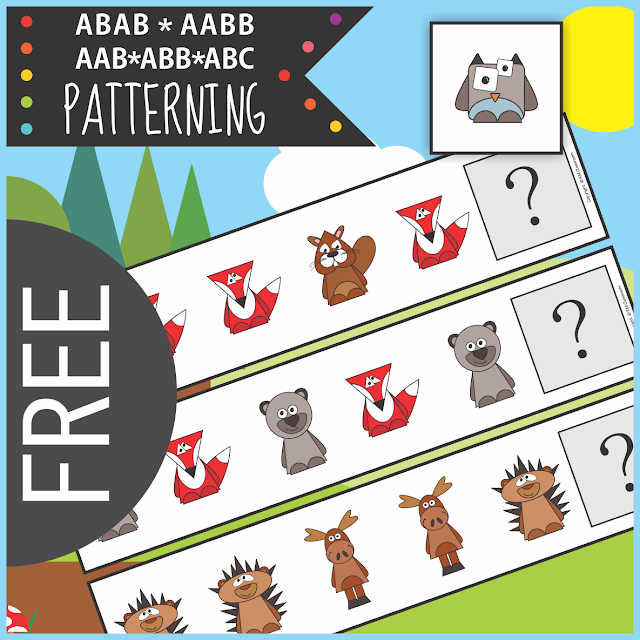https://www.teacherspayteachers.com/Product/Free-Sample-Animal-Patterning-Activity-3758583