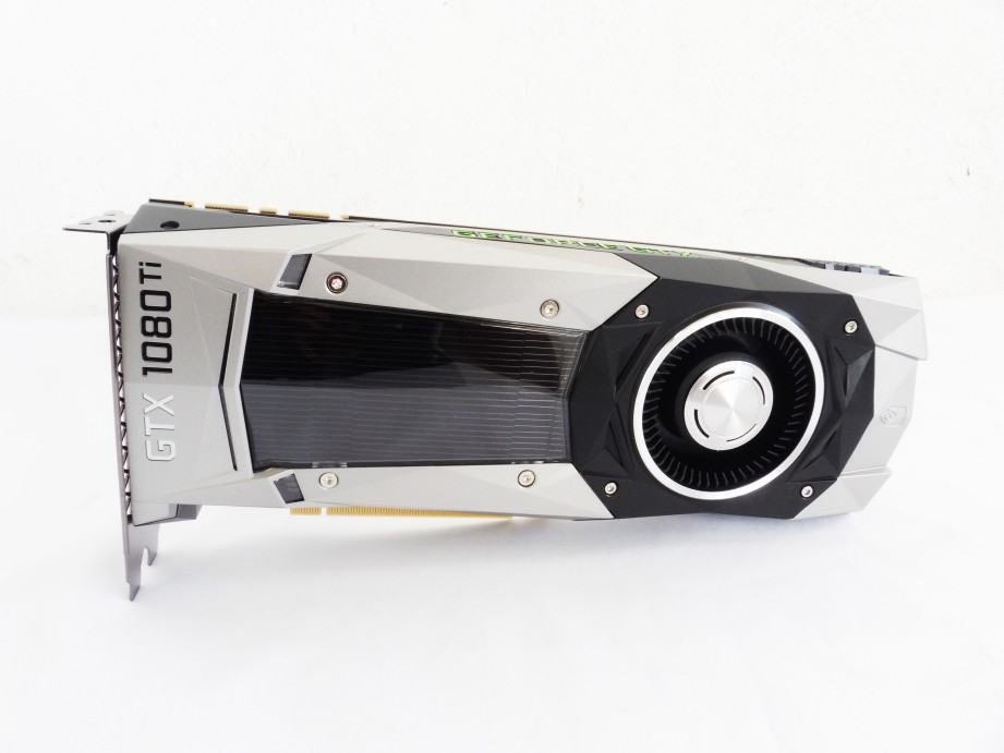 NVIDIA GeForce GTX 1080 Ti Founders Edition Review 2