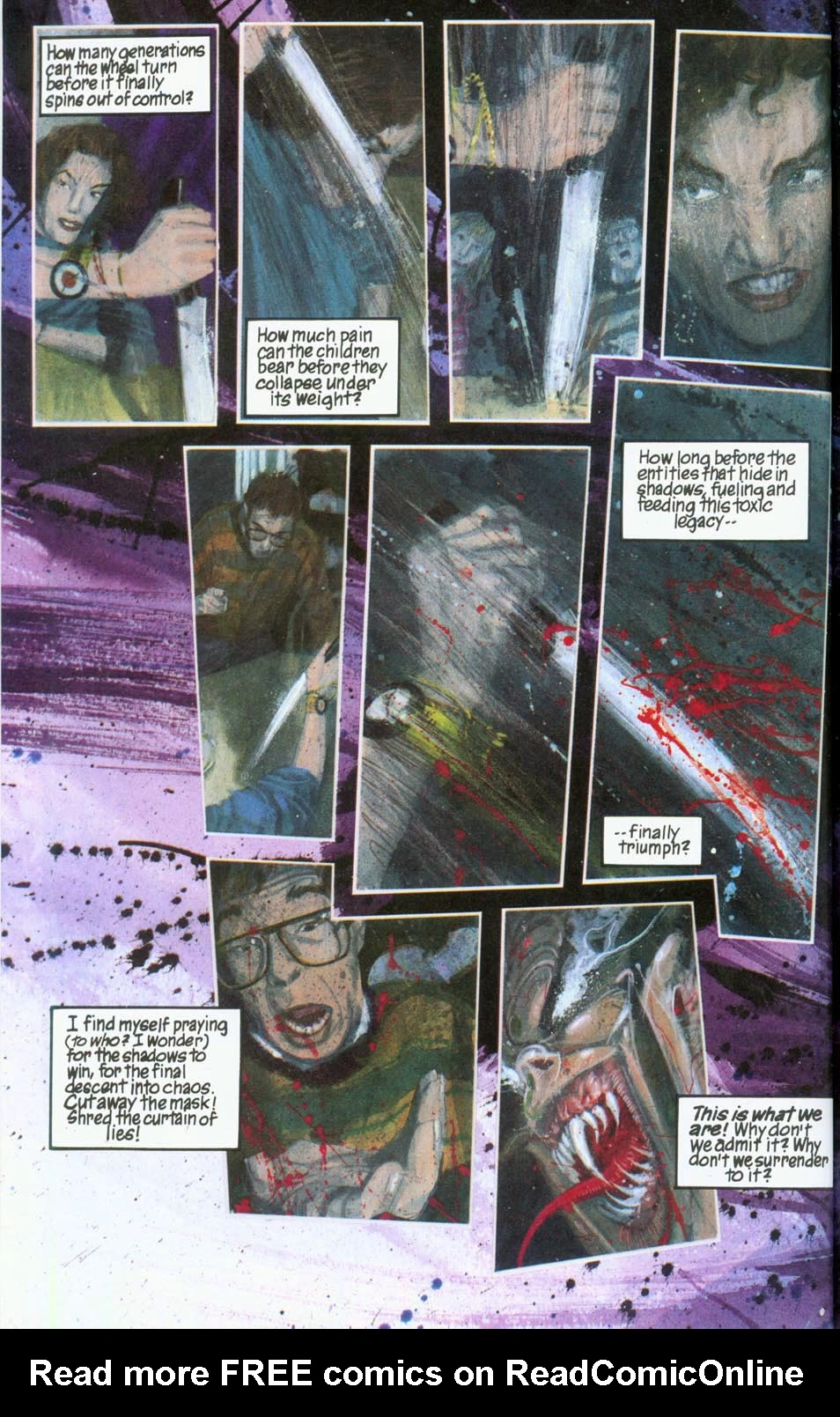 Read online Mercy comic -  Issue # Full - 33