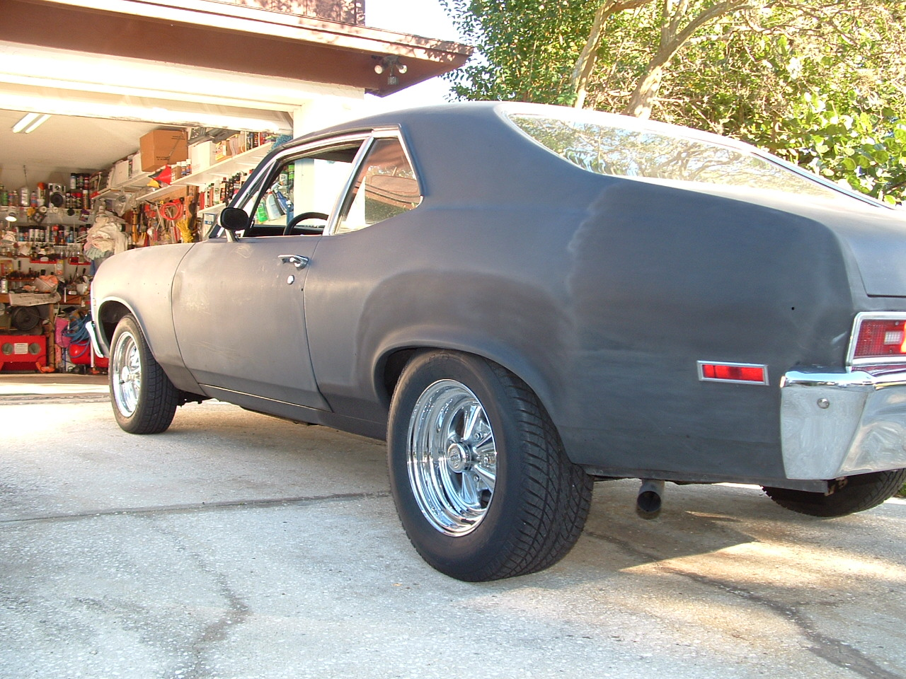 All Chevy chevy 1970 : Chet's Classics: 1970 Chevy Nova in the works