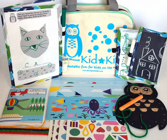 Holiday gift guide for raising an unselfie child for Craft kits for preschoolers