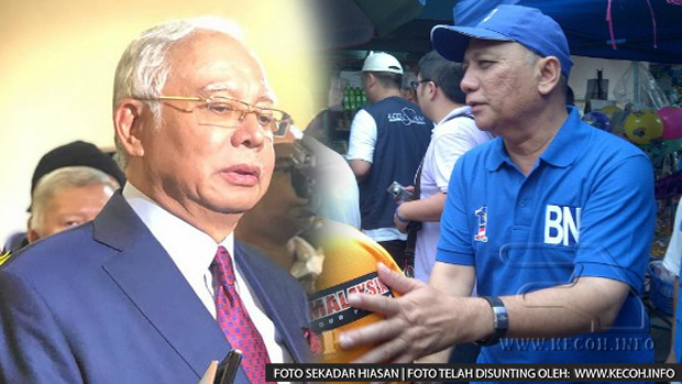 Hakim Kendalikan Kes Najib Adik Kepada Ahli Exco Umno Pahang