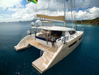 Xenia 50 Crewed Yacht Charter Catamaran in the Virgin Islands