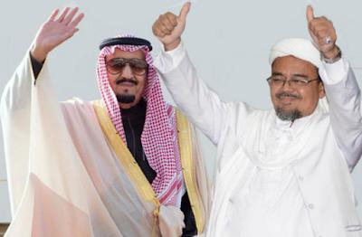Rahasia Terungkap, Siapa Habib Rizieq Sebenarnya, Ternyata !