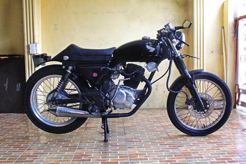 Modifikasi Motor Gl Pro Klasik Blog Motor Keren