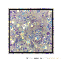 Crystal Clear | Confetti