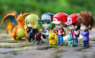Sudah Tahu Apa itu Action Figure Pokemon? Simak Disini