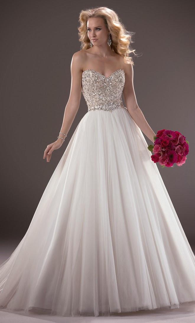 Best Wedding Dresses of 2013 - Belle The Magazine
