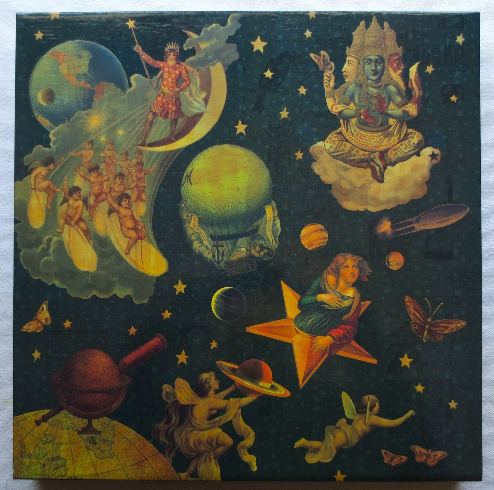 Mellon Collie And The Infinite Sadness Artwork