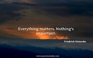Friedrich Nietzsche Wisdom Quote