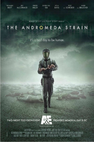 The Andromeda Strain [2008] [DVDR] [NTSC] [Latino]