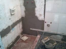 fontanería en malaga baño