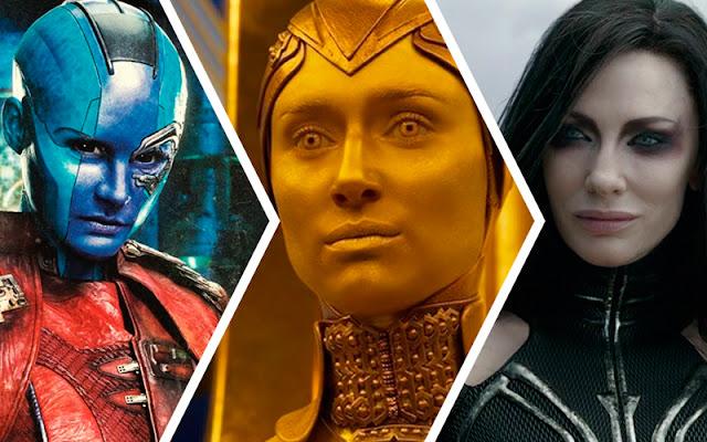 8 Penjahat Wanita Terganas di Marvel Universe