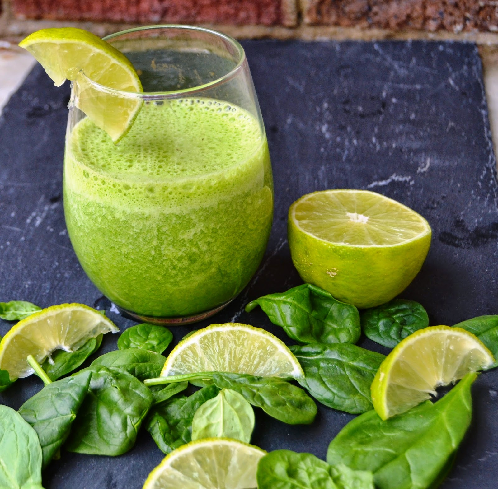 Key Lime Protein Smoothie