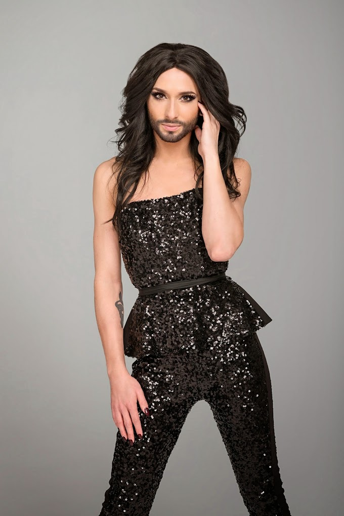 Euro Vision CONCHITA WURST SEXY Photo Album HD Wallpaper Hot #EuroVision