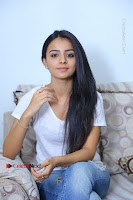 Telugu Actress Mahima Makwana Exclusive Stills in Blue Denim Jeans  0107.JPG