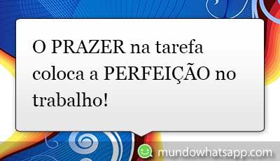 Frases Criativas Para Status Do Whatsapp