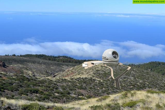 Presentación pública del Informe sobre el Impacto Socio-Económico del TMT en La Palma