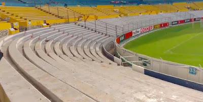 Inicia remodelacion del Estadio Jalisco