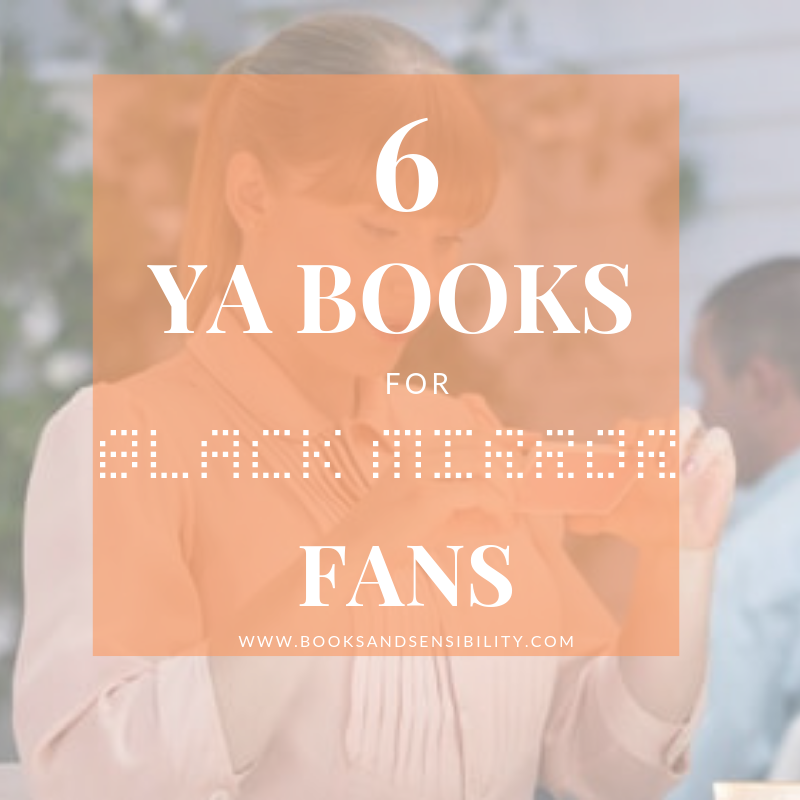 Books and Sensibility: 2019 YA Books for Black Mirror Fans