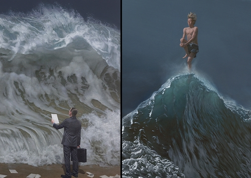 00-Joel-Rea-Paintings-of-People-and-Animals-in-Nature-www-designstack-co