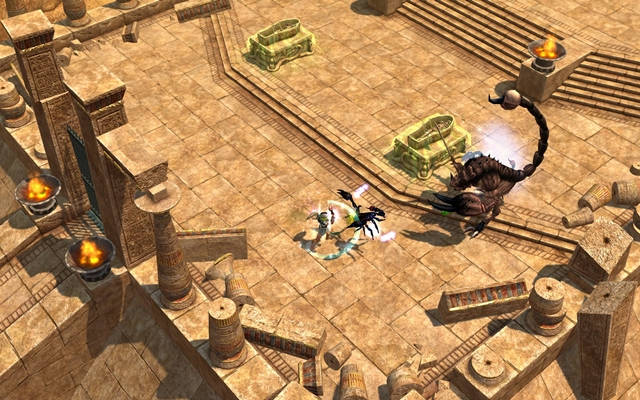 Titan Quest Anniversary Edition PC Full Español