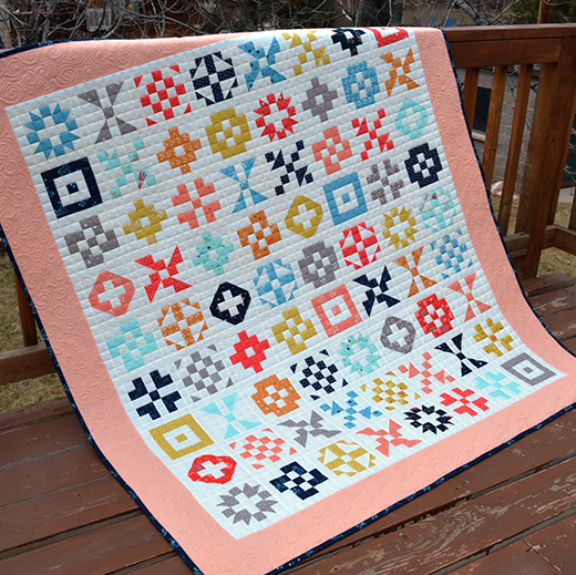 Make a Wish Patchwork Quilt Free Pattern