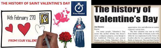 Kisah Nyata di Balik Hari Valentine (Sejarah Valentine Pada 14 Februari)