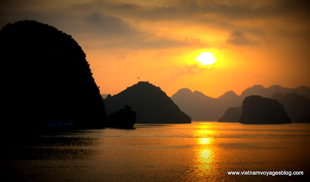 Halong Bay - Jan 2013 - Photo by Nguyen Tu Tam