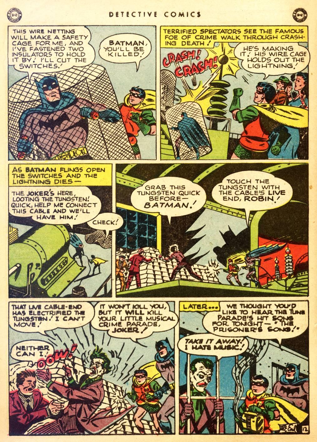 Detective Comics (1937) 124 Page 13