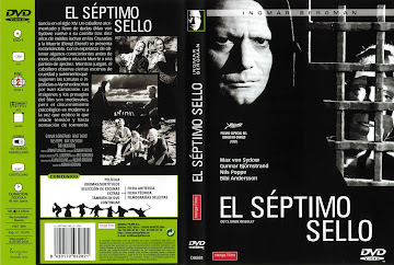 Cover, dvd, caratula: El séptimo sello | 1957 | Det sjunde inseglet (The Seventh Seal)