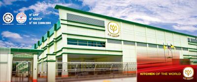 Temuduga Terbuka di PK Agro Industrial Products, Senawang 4 Januari 2018