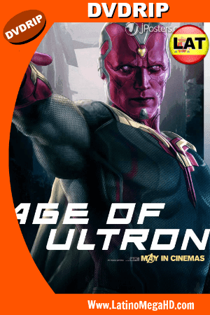 Los Vengadores 2: La Era de Ultron (2015) Latino DVDRip ()