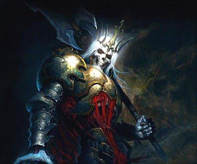 Diablo 3 Skeleton King Yumiko Fujiwara