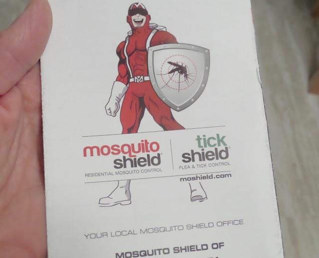 mosquito shield brochure