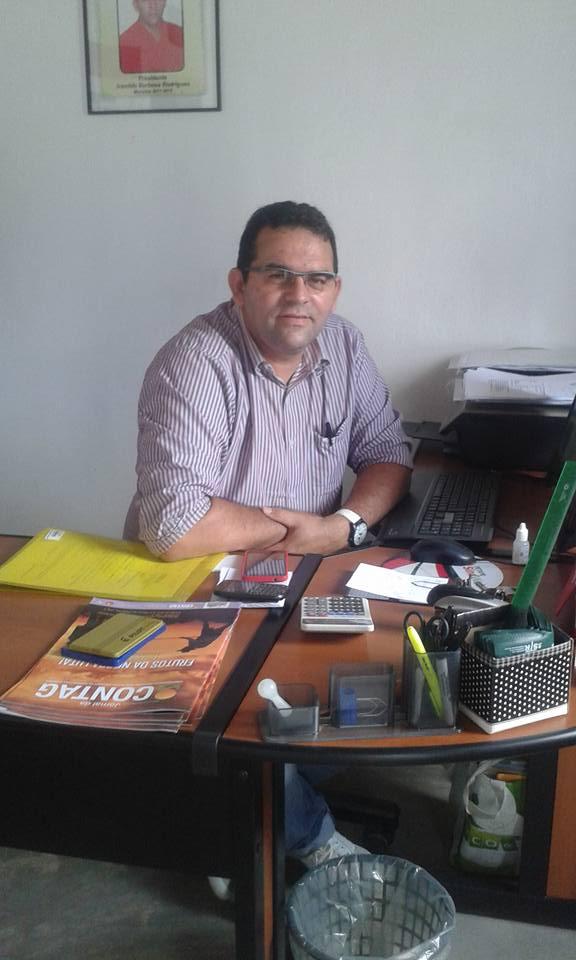 Ivanildo Rodrigues (Nildo do Sindicato) concorre à reeleição para presidente do STR de Vertente do Lério