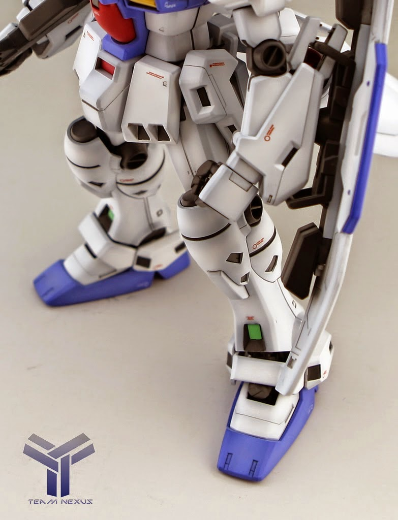 MG GP03S Stamen modeled by HIDEphoto