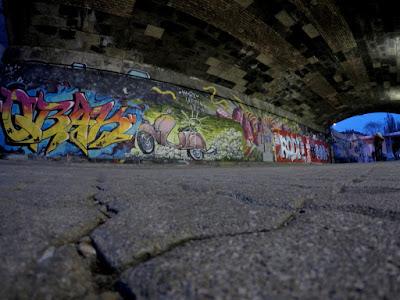 Grafitti w Wiedniu