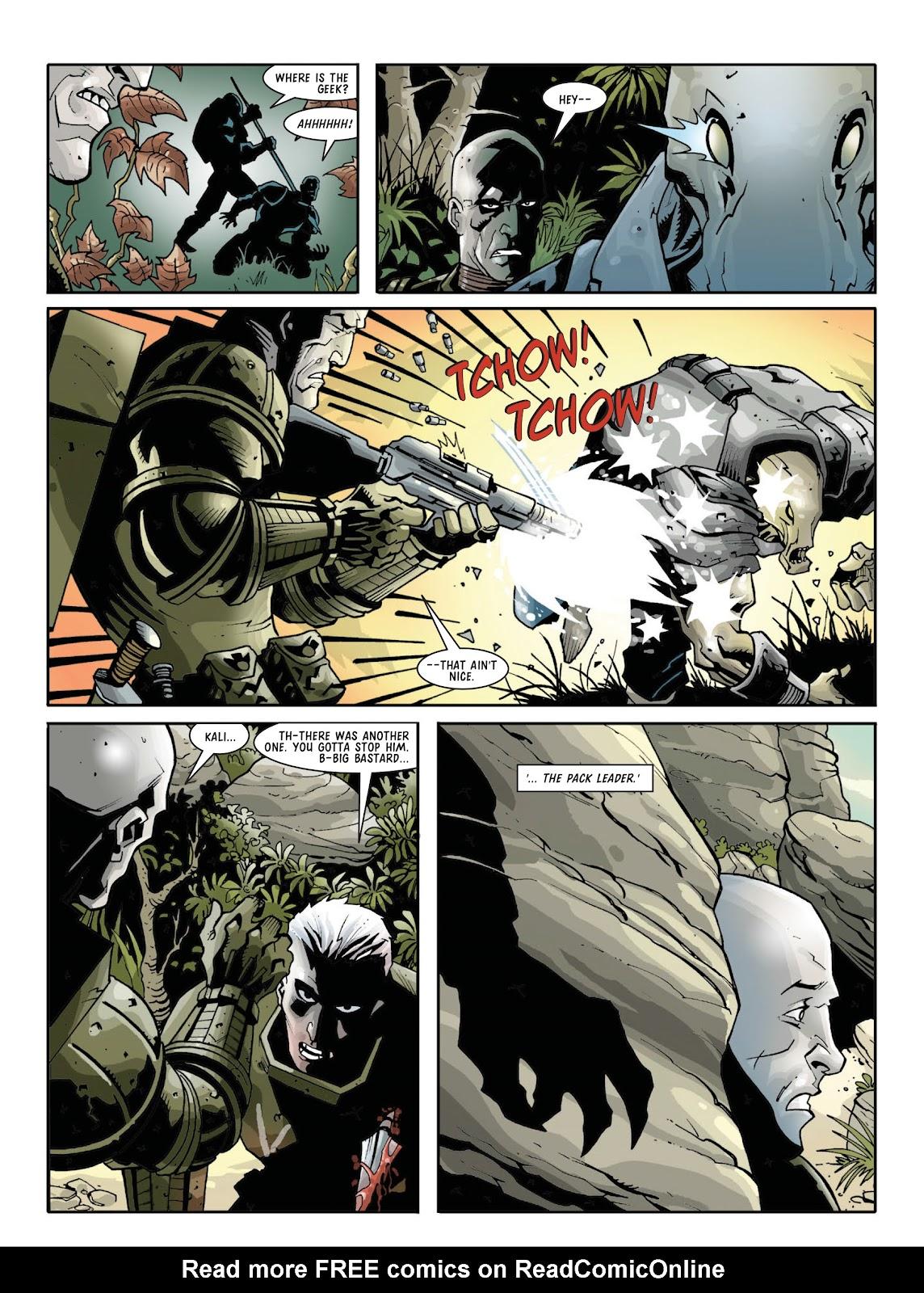 Judge Dredd Megazine (Vol. 5) Issue #381 #180 - English 115