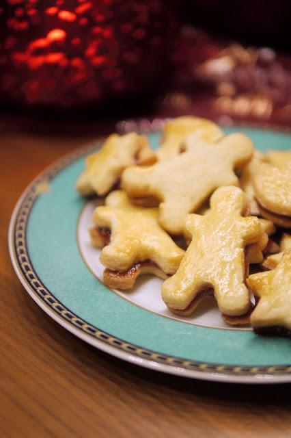 Butterplätzchen | Rezept | Backen | Kekse | Weihnachten