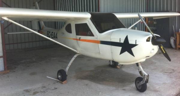 Manual piloto ultraligero
